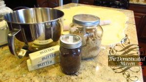 Ingredients for Cinnamon Sugar
